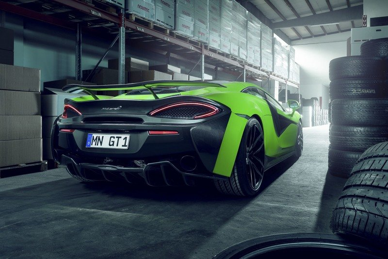 2017 McLaren 570GT by Novitec Exterior High Resolution - image 725432