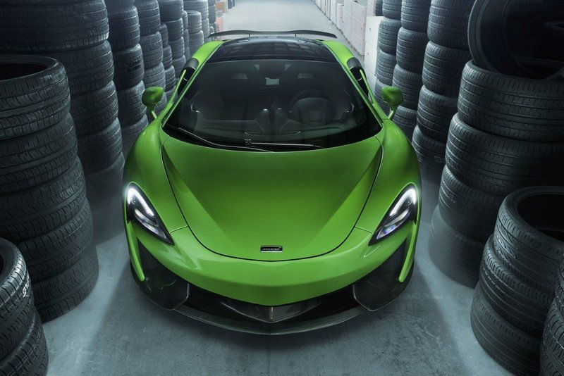 2017 McLaren 570GT by Novitec Exterior High Resolution - image 725433