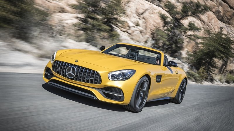 Mercedes-AMG GT Family Gets Power Boost For 2018