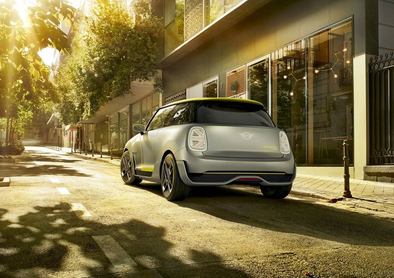 2017 MINI Electric Concept Exterior High Resolution Wallpaper quality - image 728866