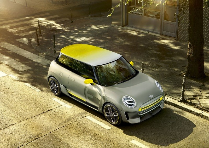 2017 MINI Electric Concept High Resolution Exterior Wallpaper quality - image 728870