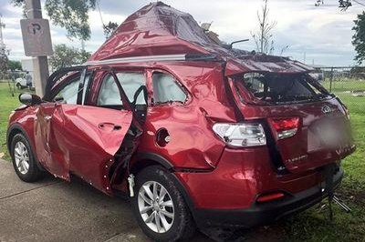 One Florida Couple and Their Kia Sorrento have had an Explosive Summer Exterior - image 727355