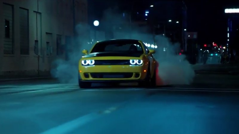 "Pennzoil's ""Exorcising the Demon"" Video Puts the Dodge Challenger Demon In Its Element: Video"