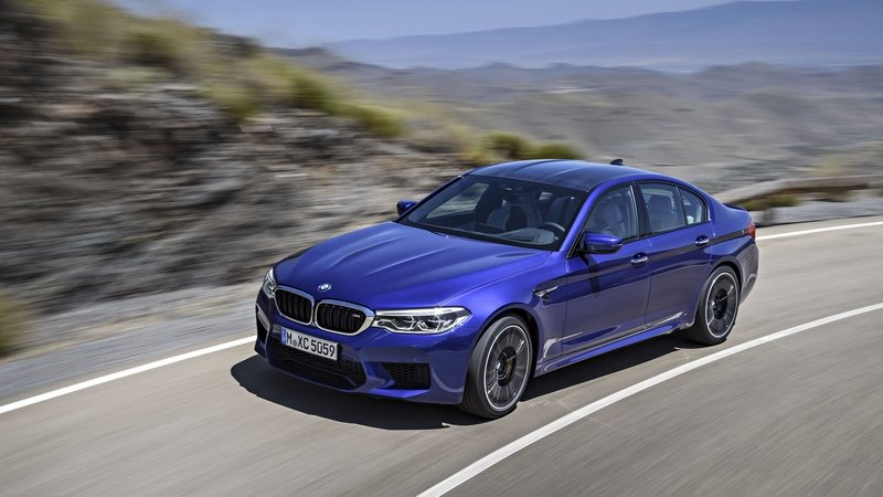Pops' Rants: The New BMW M5 Isn't Worth the Premium; Audi's Naming Strategy is Dumb