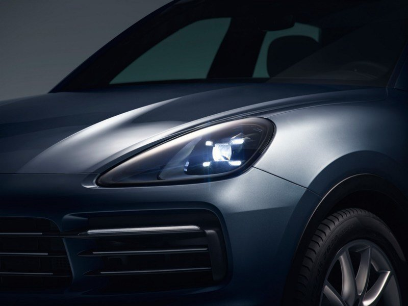 Check it Out: The Third-Gen Porsche Cayenne Leaks Before its Official Debut!!!