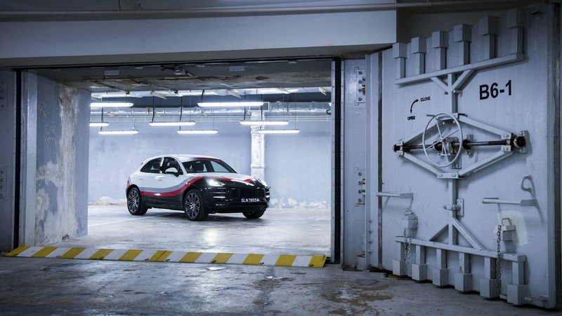 Porsche Showcases The Personalization Potential Of The Macan High Resolution Exterior - image 726656