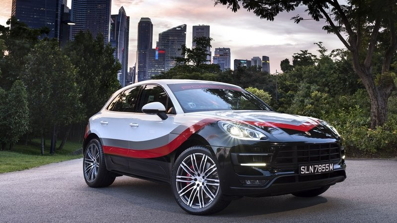 Porsche Showcases The Personalization Potential Of The Macan