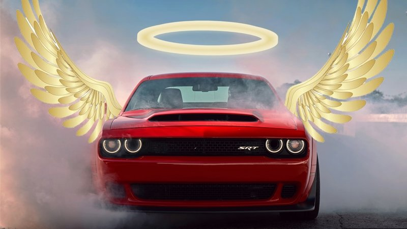"Predicting FCA's Plans For its Recent ""Angel"" Trademark"