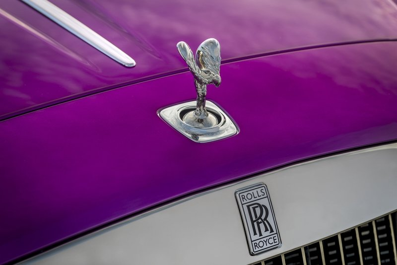 2017 Rolls Royce Dawn in Fuxia Exterior High Resolution - image 727770