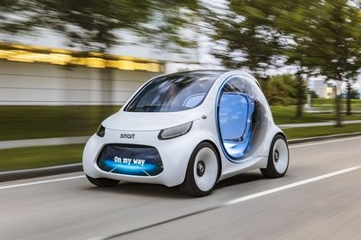 Smart To Deliver Its First Electric SUV Sometime in 2022
