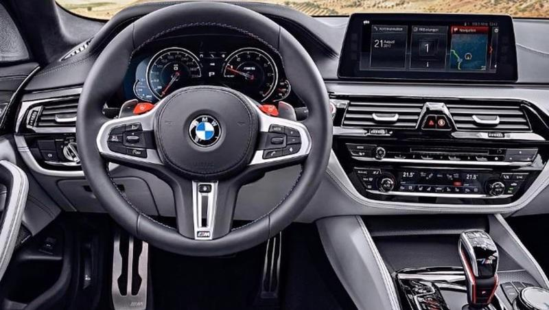 Bmw M5 Reviews Specs Prices Photos And Videos Top Speed