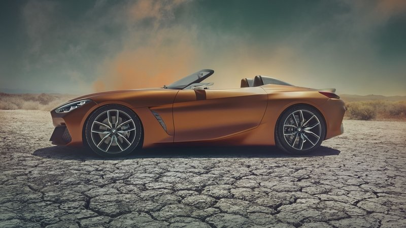 The BMW Z4 Concept Is Awesome, But Don't Expect The World As Far As The Production Model Is Concerned