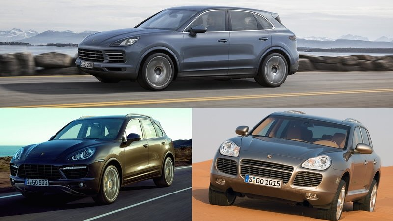 The Porsche Cayenne: A Leap of Faith Becomes a Complete Success