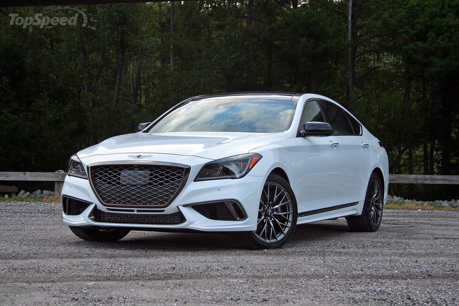 The G80 Proves Genesis Is Off To Good Start Top Speed