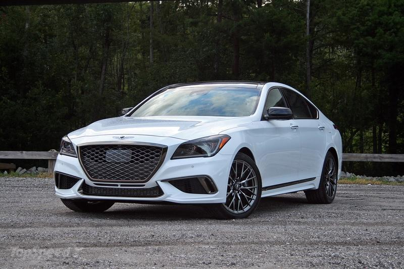 The G80 Proves Genesis Is Off to Good Start