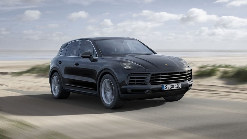 The Third-Gen Porsche Cayenne Makes a Symphonious Debut in Stuttgart - image 728825