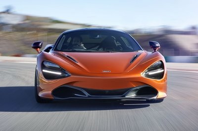 The Wait To Order A McLAren 720S Just Got A Lot Longer