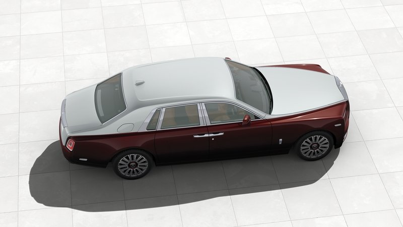 You Can Now Configure The Rolls-Royce Phantom Of Your Dreams High Resolution Exterior - image 725602