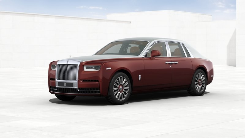 You Can Now Configure The Rolls-Royce Phantom Of Your Dreams