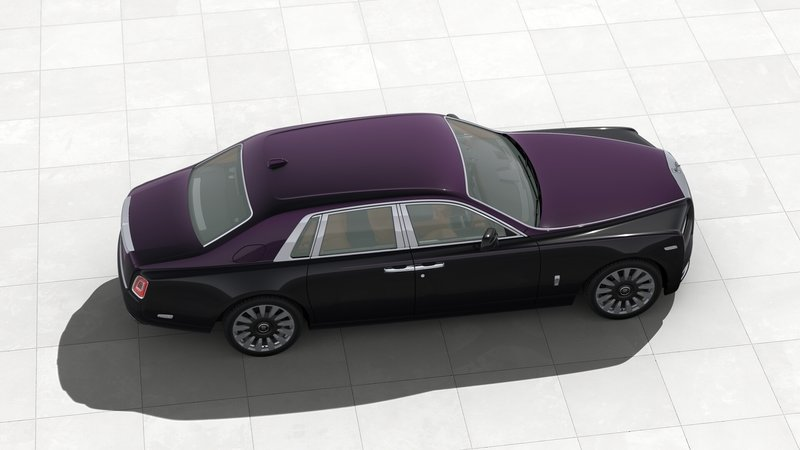 You Can Now Configure The Rolls-Royce Phantom Of Your Dreams High Resolution Exterior - image 725535
