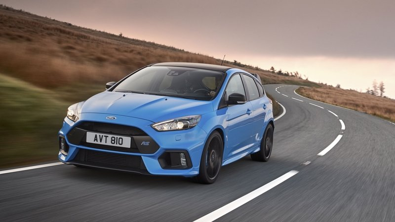 You Think You Can Beat A Real-Life Ford Focus RS On Forza Motorsport 6?