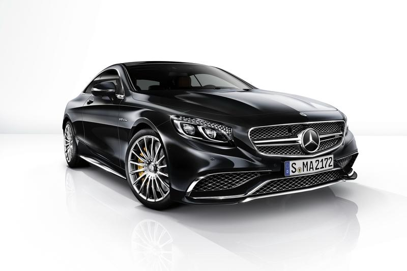 2015 Mercedes S65 AMG Coupe - image 729844
