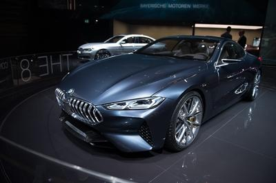 BMW Showed off the 8 Series in Secret and Reports Say It's about 90-Percent Identical to the Concept - image 732701