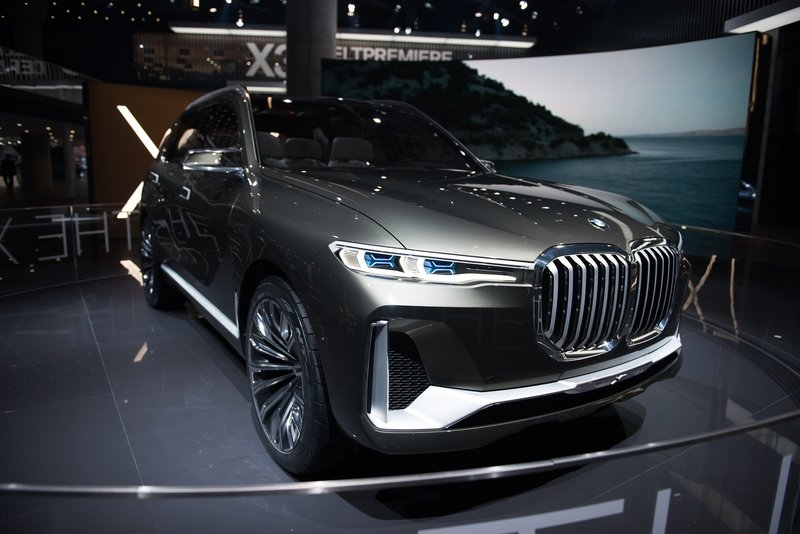 BMW X8 to take on Audi Q8 and Range Rover Velar in 2020