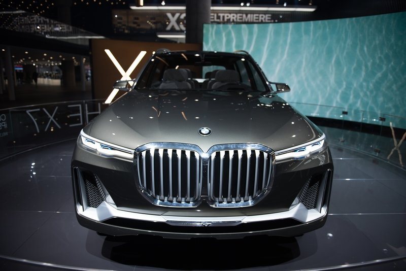 BMW X8 to take on Audi Q8 and Range Rover Velar in 2020 AutoShow High Resolution Exterior - image 732636