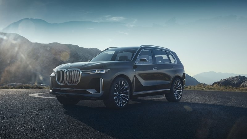 Can the BMW X8 be the epitome of high-end luxury SUV'S?