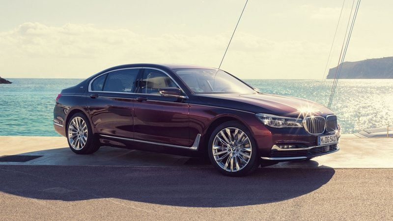 BMW 7 Series Reviews Specs  Prices  Top Speed