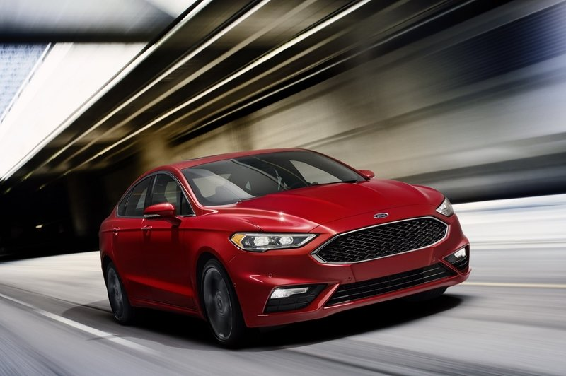 2017 Ford Fusion - image 729196