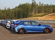 As the Ford Focus RS Fades to Black, Honda Jacks Up the Price on the Civic Type R - image 729230