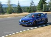 As the Ford Focus RS Fades to Black, Honda Jacks Up the Price on the Civic Type R - image 729261