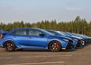 As the Ford Focus RS Fades to Black, Honda Jacks Up the Price on the Civic Type R - image 729231