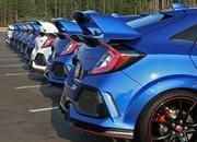 As the Ford Focus RS Fades to Black, Honda Jacks Up the Price on the Civic Type R - image 729271