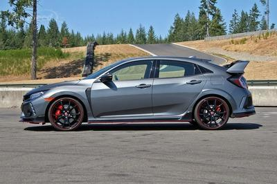 Managing The Bump: A Look at the Civic Type R's Suspension - image 729286