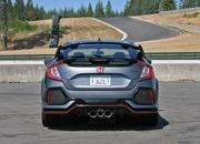 As the Ford Focus RS Fades to Black, Honda Jacks Up the Price on the Civic Type R - image 729288