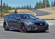As the Ford Focus RS Fades to Black, Honda Jacks Up the Price on the Civic Type R - image 729293