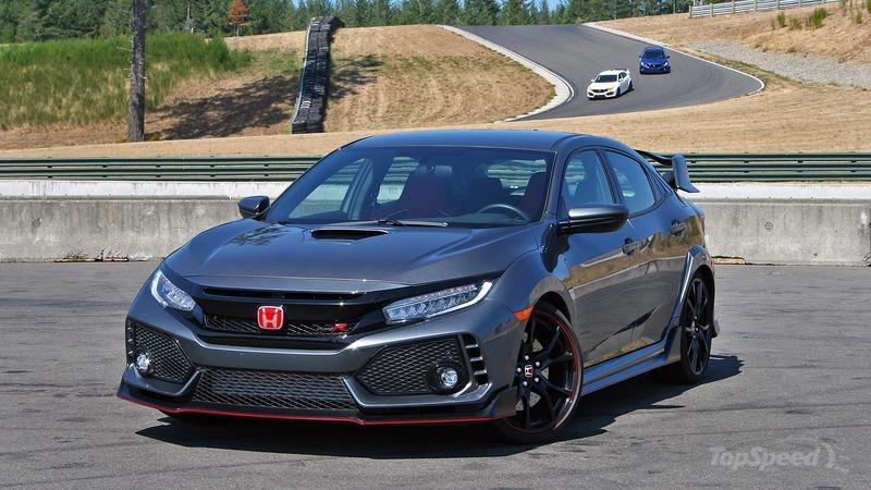 The Turbocharged Heart of the 2017 Honda Civic Type R