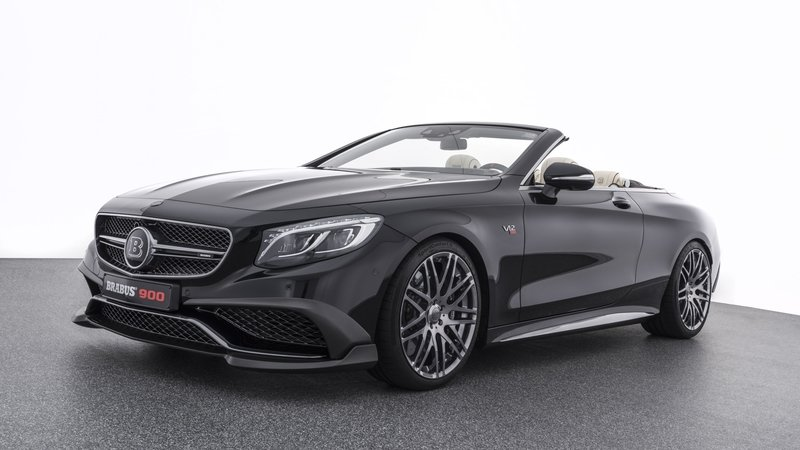 Brabus Once Again Proves It's The King Of Mercedes-AMG Tuning