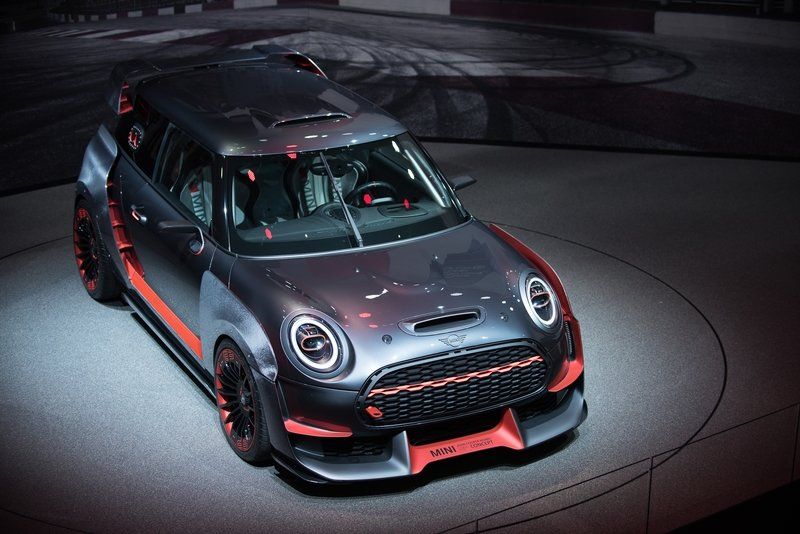2017 Mini John Cooper Works GP Concept High Resolution Exterior AutoShow - image 732125