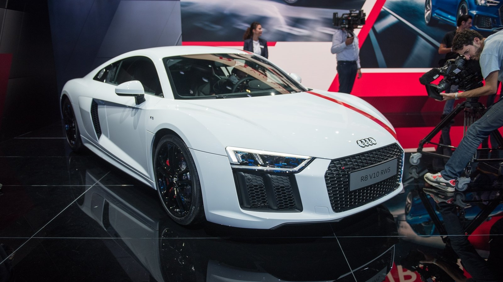 2018 Audi R8 V10 RWS Pictures, Photos, Wallpapers. | Top Speed