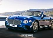 2018 Bentley Continental GTC - image 735044