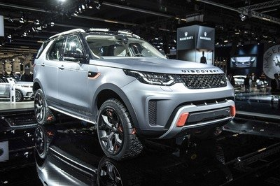 2018 Land Rover Discovery SVX - image 731694