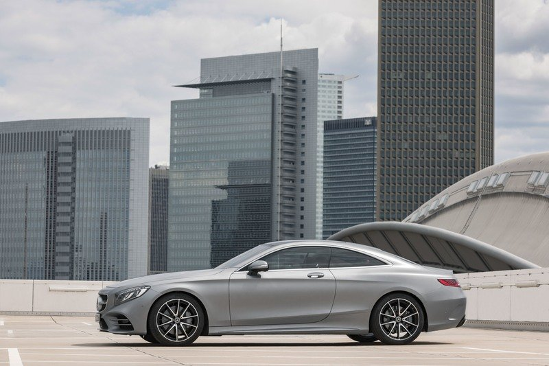 Comparison: BMW 8 Series Vs Mercedes-Benz S-Class Coupe
