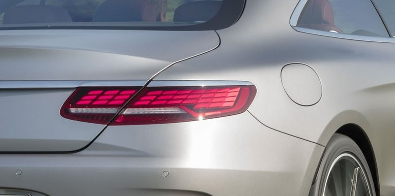 2018 Mercedes-Benz S-Class Coupe - image 730209