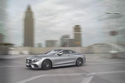 2018 Mercedes-Benz S-Class Coupe - image 729461