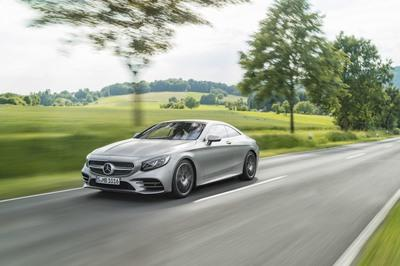 2018 Mercedes-Benz S-Class Coupe - image 729462