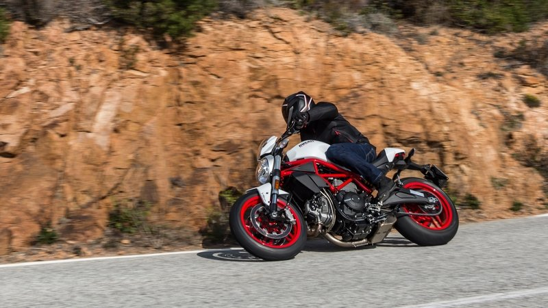 2017 - 2019 Ducati Monster 797 / 797 Plus